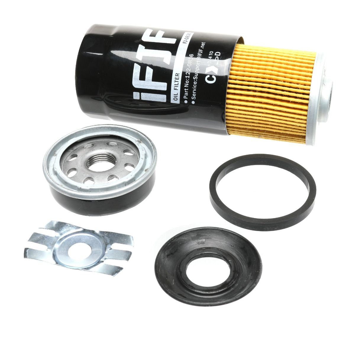 122-0836 Oil Filter for HGJAA HGJAB HGJAC Cummins Onan Generator